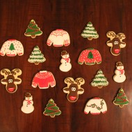 Christmas Party Cookies