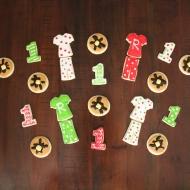 PJ and Pancake themed 1st birthday!