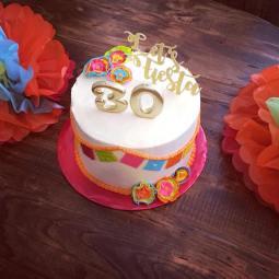 Fiesta themed 30th birthday!